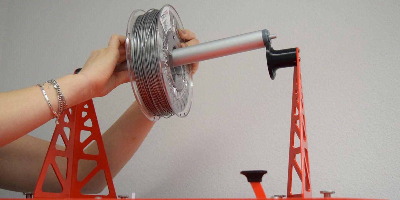 loading filament 5